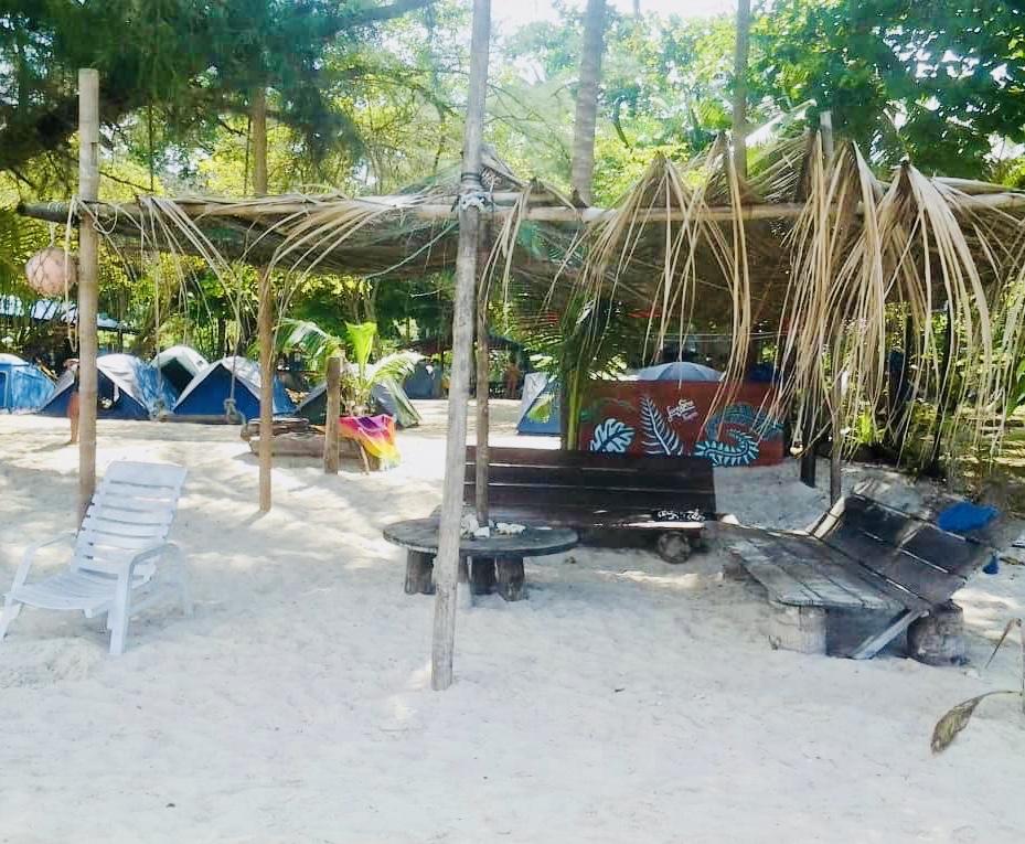 LongSha Camping & Boat Service, Kapas Island, Marang